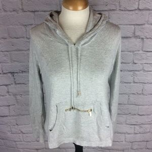Juicy Couture gray pullover hoodie